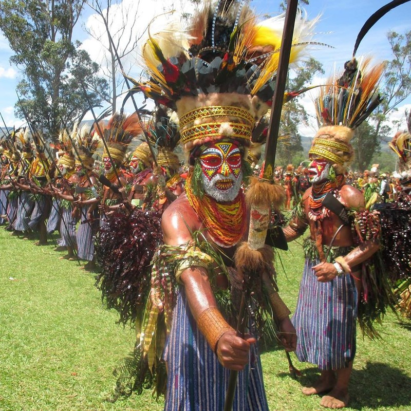 festivals and tourism in papua new guinea